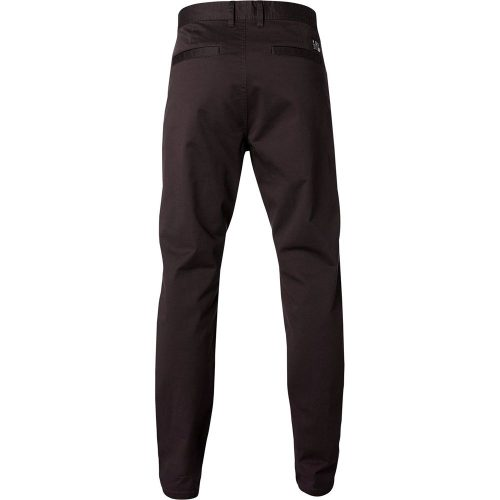 FOX STRETCH CHINO PANT BLK/VIN