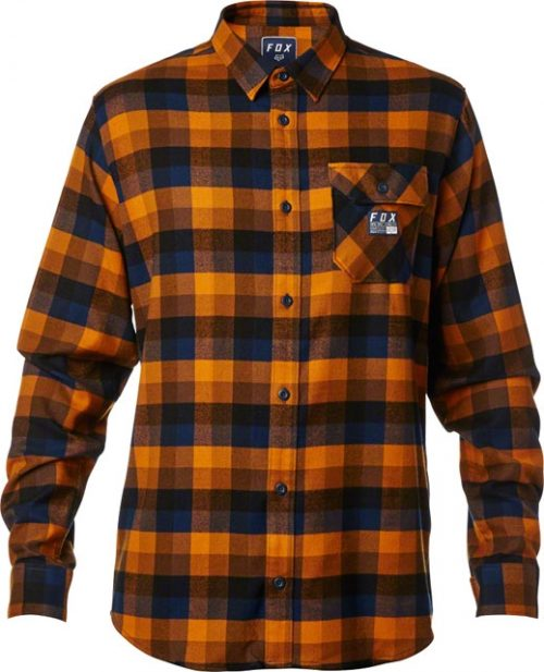 FOX ROWAN FLANNEL ORG