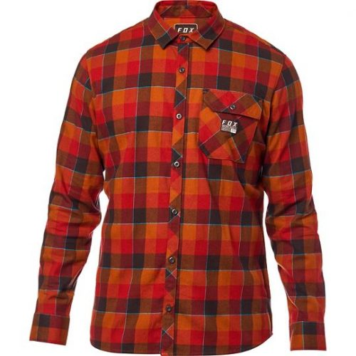 FOX ROWAN STRETCH FLANNEL BRX